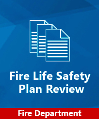 Fire Department Fire Safety Plan Review Service Image