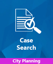 City Planning Case Search