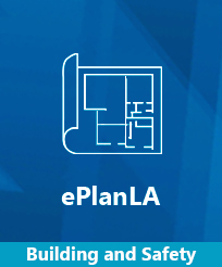 Building and Safety Online Plan Service ePlanLA