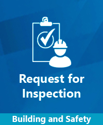 B&S request for inspection